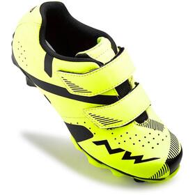Northwave Hammer 2 Lapset kengät , keltainen/musta